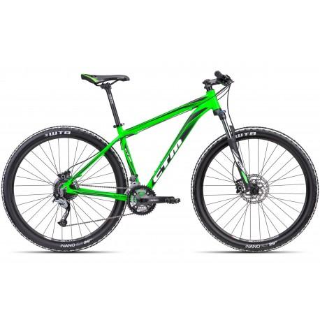 RAMBLER 2.0 CTM 2016 zelené černé