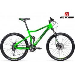 REVOX CTM 2016 zelené černé