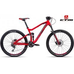RAWER CTM 2016 červené černé