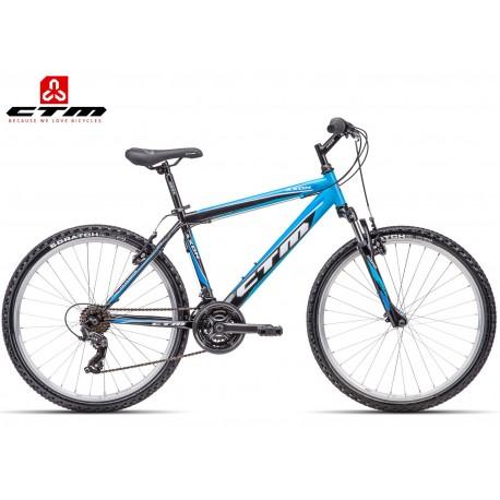 CTM Axon 2017 modré horské kolo