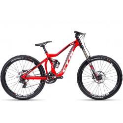 CTM MONS PRO X0 2016 červené černé