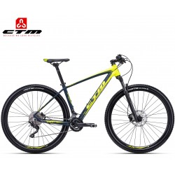 CTM RASCAL 2.0 2019 horské kolo petrolejové zelené žluté
