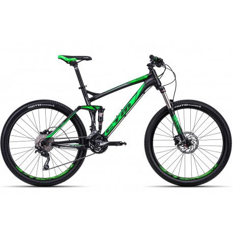 ROCKER CTM COMP 2017 černé zelené
