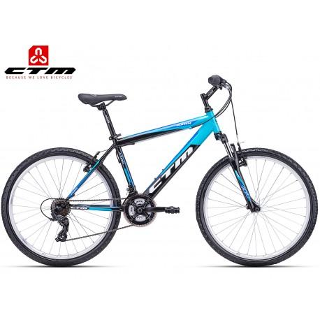 CTM Axon 2020 černé modré horské kolo