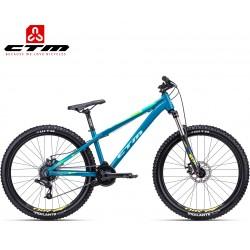 CTM RAPTOR 1.0  2020 modré horské kolo trail bike