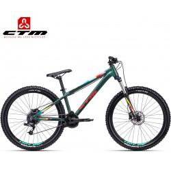 CTM RAPTOR 2.0 2020 zelené horské kolo trail bike